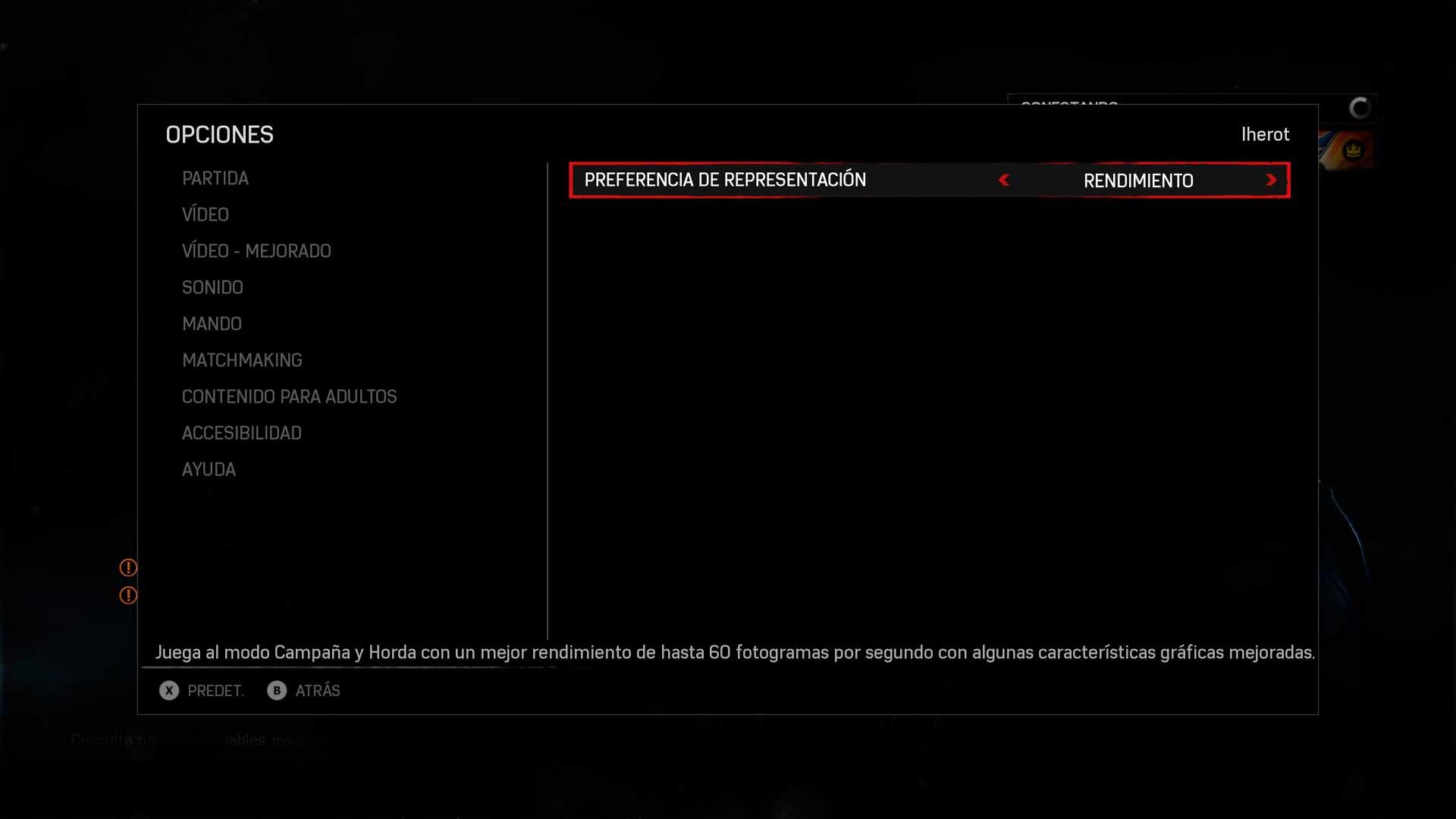 Análisis y gameplay de Gears of War 4 en Xbox One X en sus dos modos 3