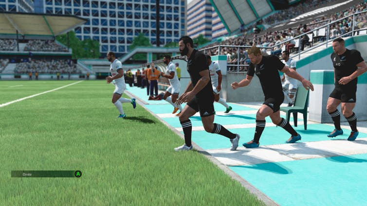 Análisis de Rugby 18 - Xbox One 5