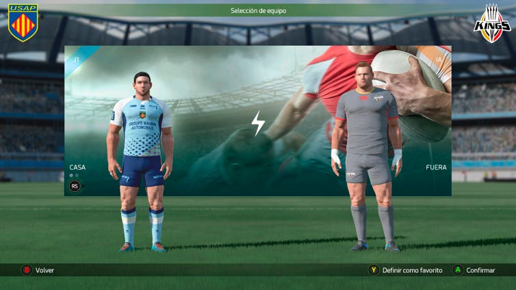 Análisis de Rugby 18 - Xbox One 3