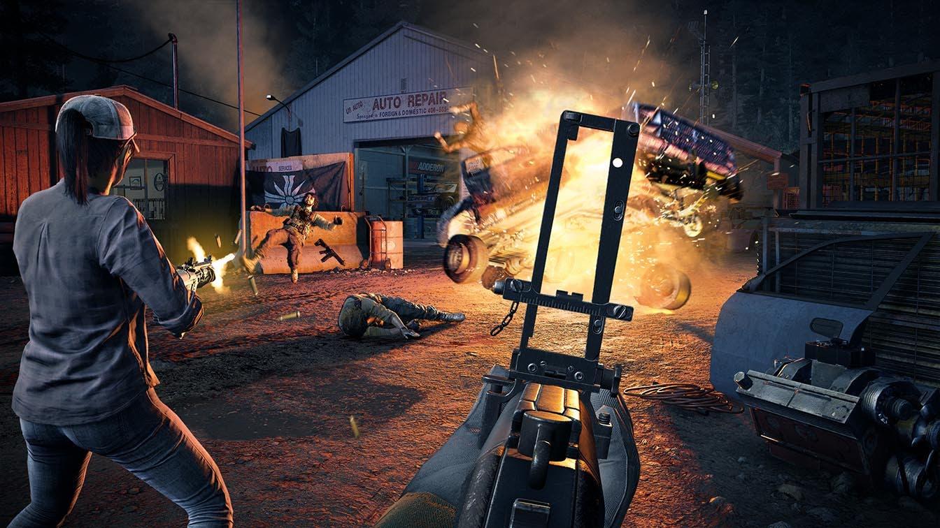 Far Cry 5 tendrá microtransacciones, pero no cajas botín 3