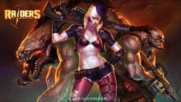 Raiders of the Broken Planet presenta su nueva campaña, Furia Wardog 5