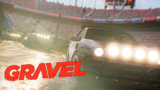 Gravel se descubre en un extenso gameplay 1