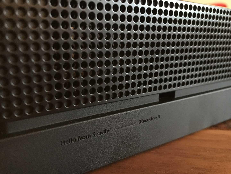 Opinión y análisis de Xbox One X, la bestia de Microsoft 5