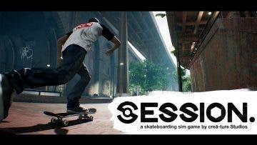 El regreso del skateboarding puede ser posible gracias a Session 7