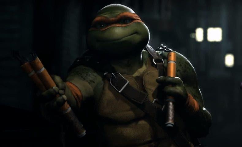 Llegan las Tortugas Ninja a Injustice 2 con el Fighters Pack 3 1