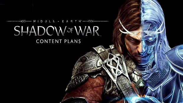 Desvelados los contenidos gratuitos que llegarán a La Tierra Media: Sombras de Guerra 1