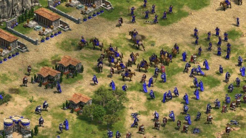 Recopilación de notas de Age of Empires Definitive Edition 1