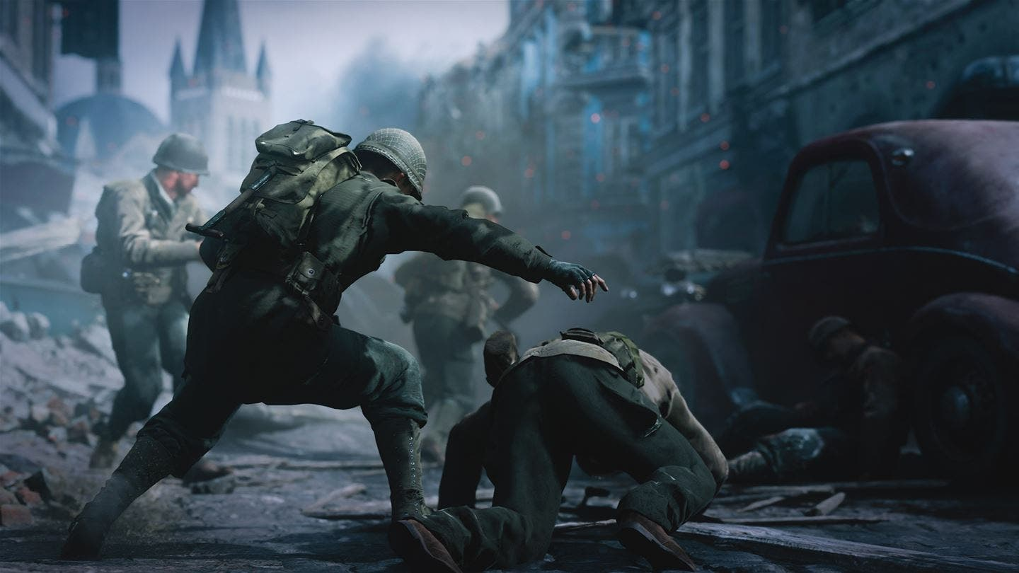 Análisis de Call of Duty WWII - Xbox One 2