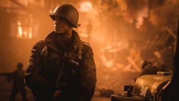 Así es el mapa de Egipto en Call of Duty: WWII 8