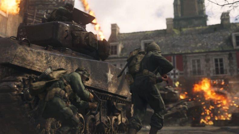 The Resistance, el DLC de Call of Duty WWII, ya tiene fecha de lanzamiento en Xbox One 1
