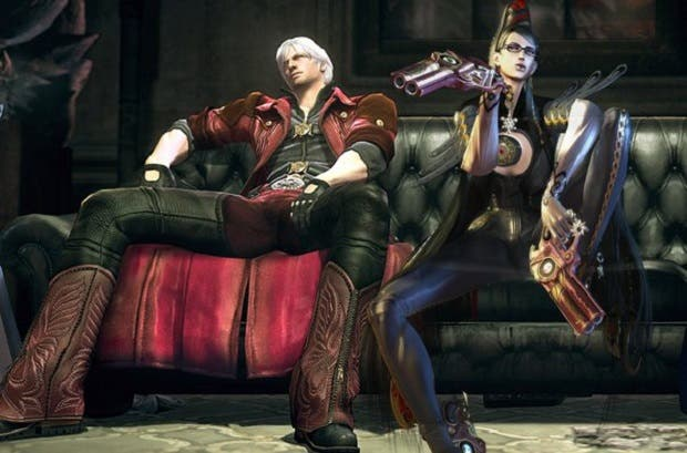 Hideki Kamiya quiere un crossover entre Dante y Bayonetta 1