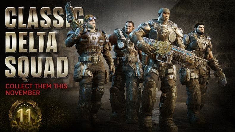 Evento de celebración del 11º aniversario de Gears of War 1