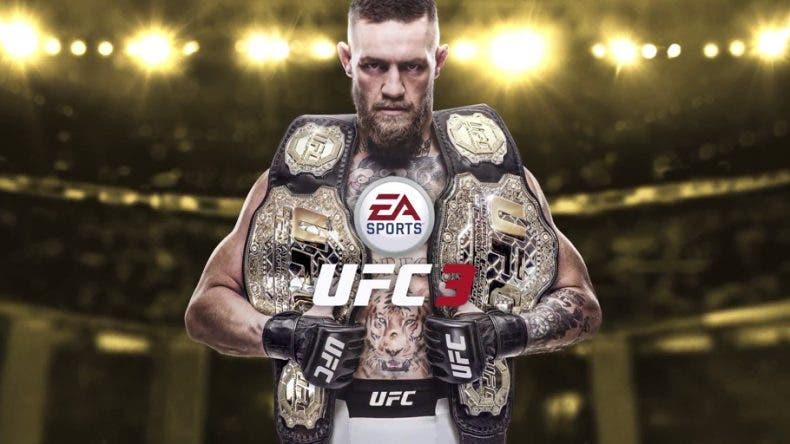EA Sports UFC 3 se presenta de forma oficial con Conor McGregor como protagonista 1
