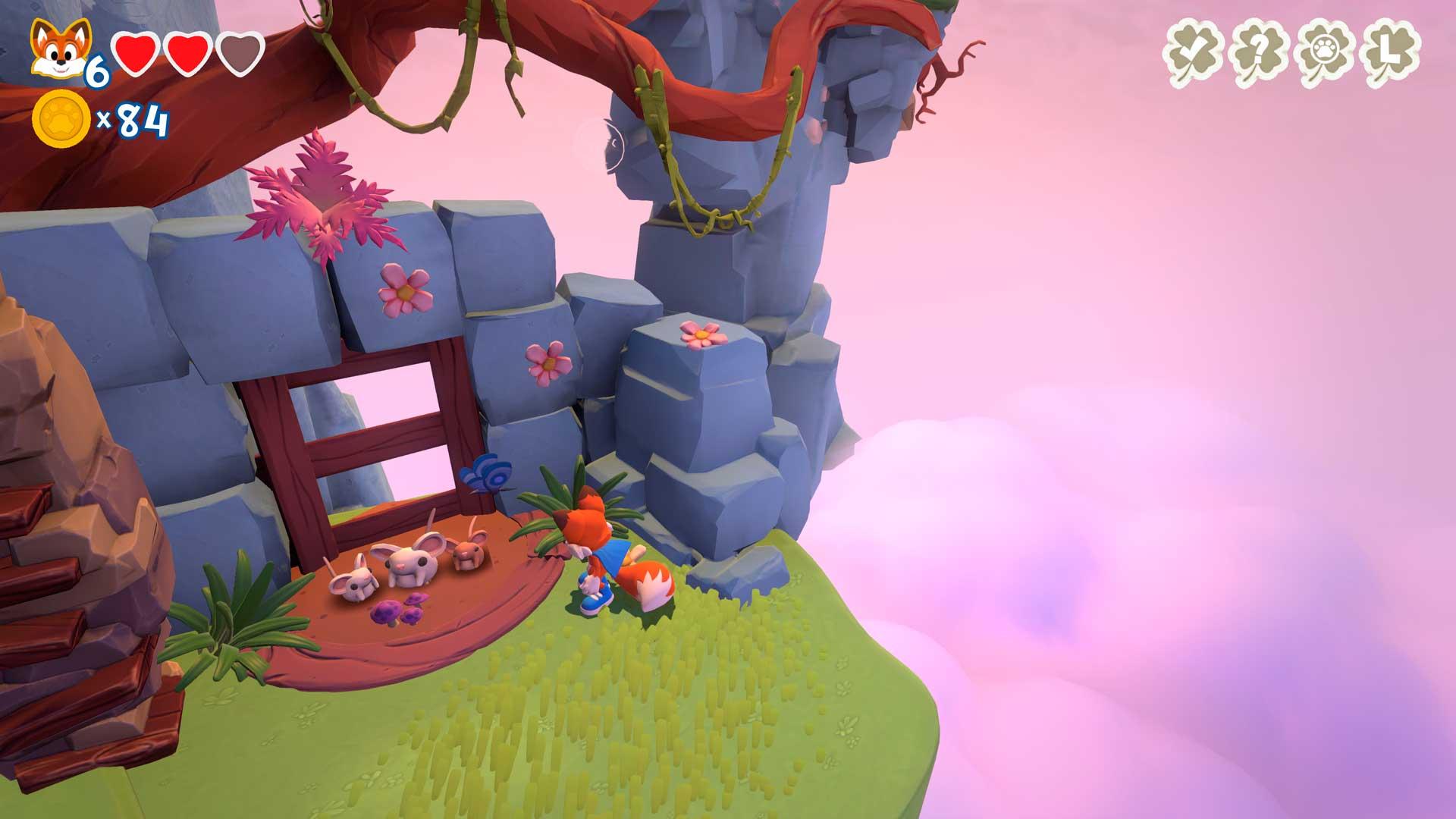 Análisis de Super Lucky's Tale - Xbox One X 4