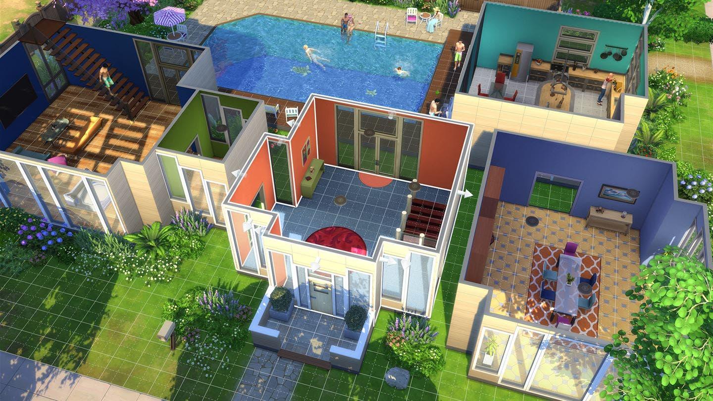 Análisis de Los Sims 4 - Xbox One 1