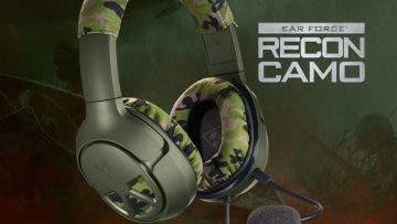 Turtle Beach anuncia sus nuevos cascos gaming, los Recon Camo, para Xbox One y PC 15