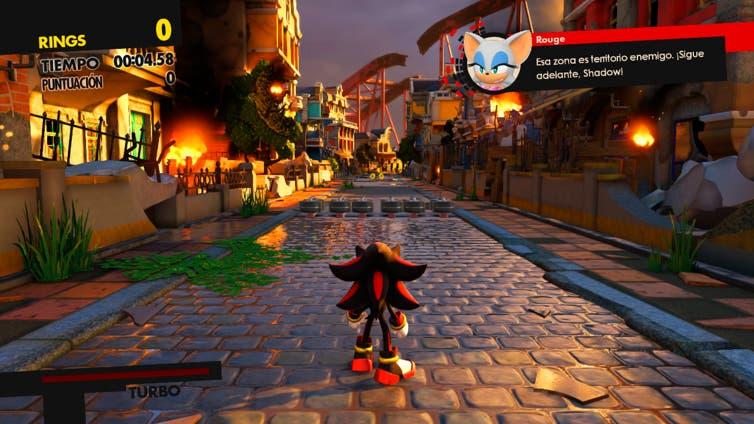Análisis de Sonic Forces - Xbox One 7