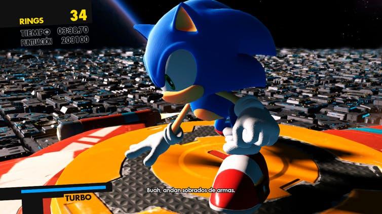 Análisis de Sonic Forces - Xbox One 5