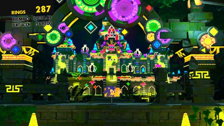 Análisis de Sonic Forces - Xbox One 4
