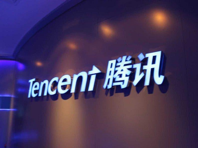 Tencent se sitúa ya como la quinta empresa más valorada del mundo 1