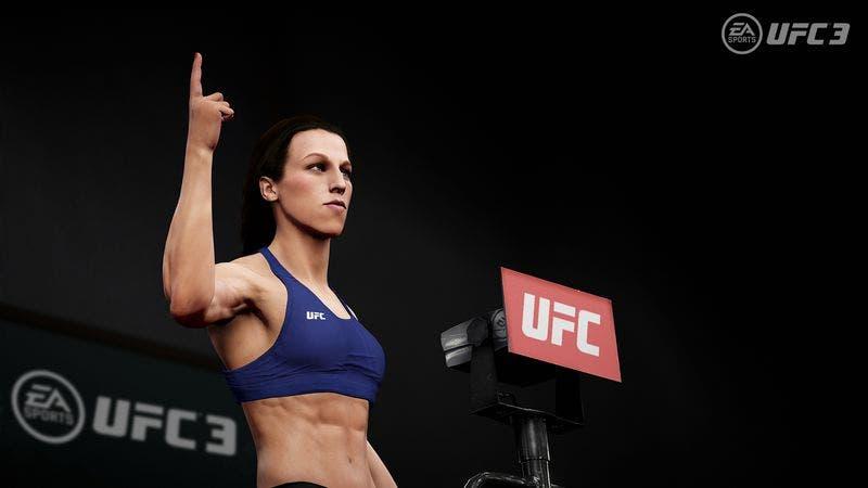 El lanzamiento de EA Sports UFC 3 se acompaña de un emocionante trailer de lanzamiento 2
