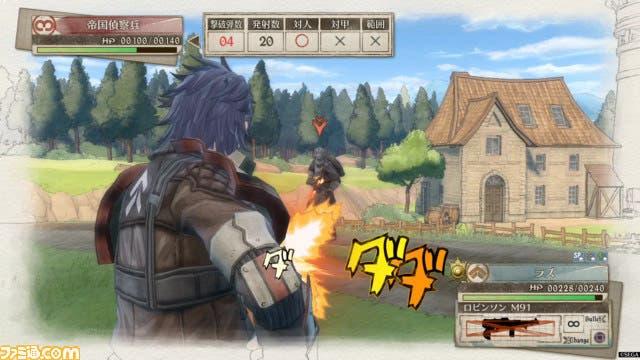 Valkyria Chronicles 4 expone las mecánicas de combate en su nuevo trailer 1