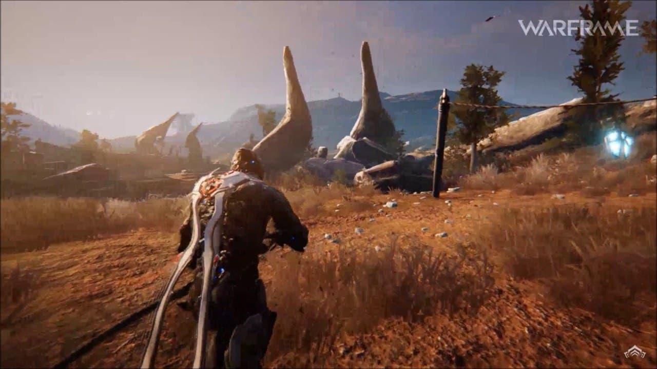 Warframe confirma su llegada a Xbox Series X este mismo año 2