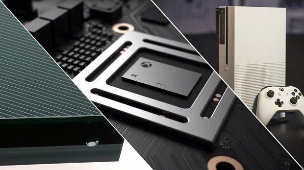 Xbox One X, Xbox One y Xbox One S: comparativa de todos sus elementos 1