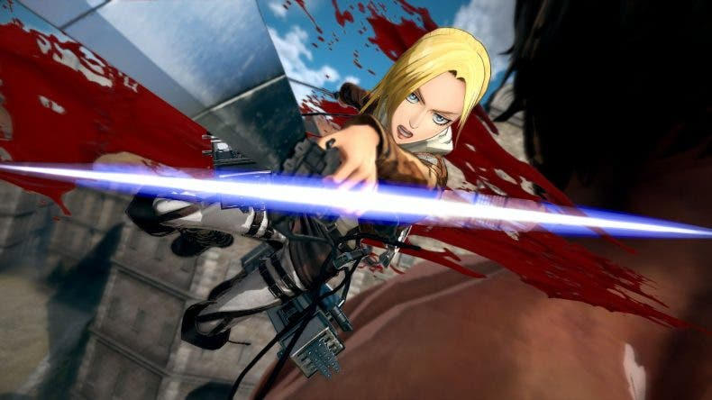Attack on Titan 2 fija su fecha de lanzamiento en occidente 1