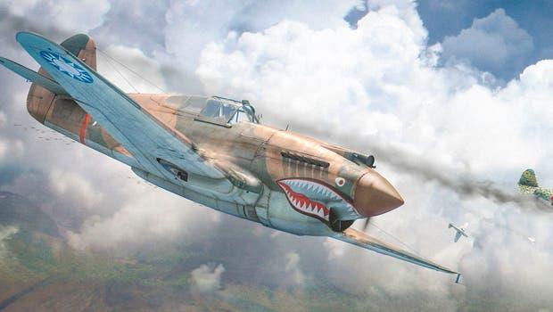 Flying Tigers Shadows Over China Concreta Su Lanzamiento Exclusivo