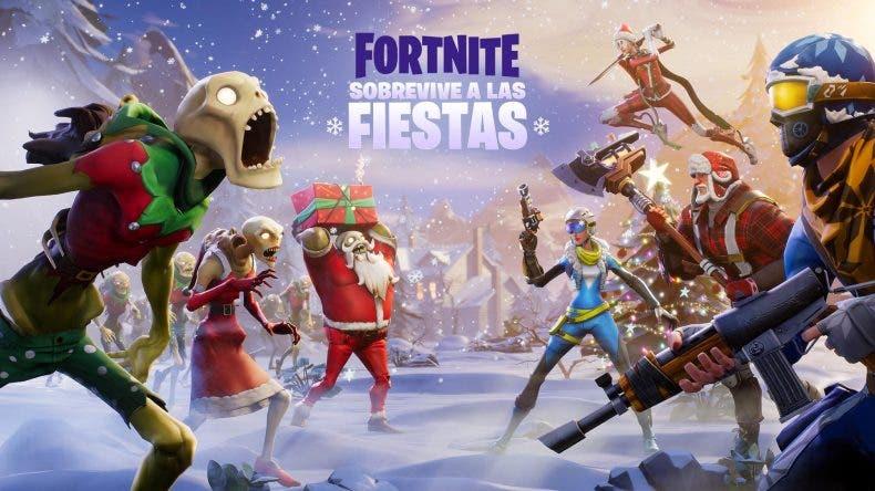 Fortnite Inicia La Temporada  Con El Pase De Batalla Y Un Nuevo Evento Navideno