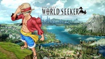 Nuevo gameplay de One Piece: World Seeker mostrando los combates 5