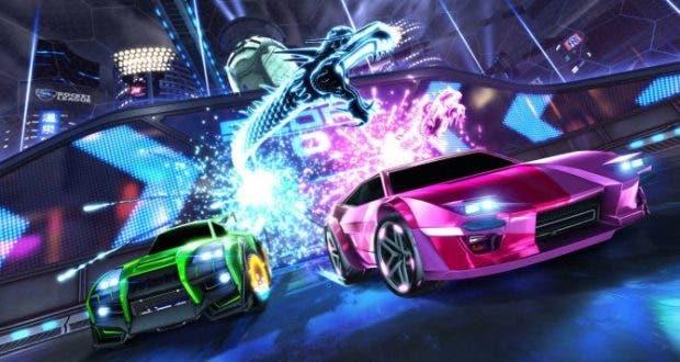 La actualización de Rocket League para Xbox One X llegará en diciembre 1