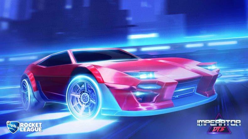 La actualización para Xbox One X de Rocket League llegará después de primavera 1