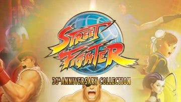 Se confirma el lanzamiento de Street Fighter 30th Anniversary Collection en Xbox One 8