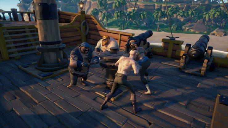 Rare habla sobre el contenido postlanzamiento y la personalización en Sea of Thieves 3