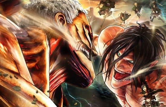 Attack on Titan 2 presenta su nuevo y épico trailer de televisión 1