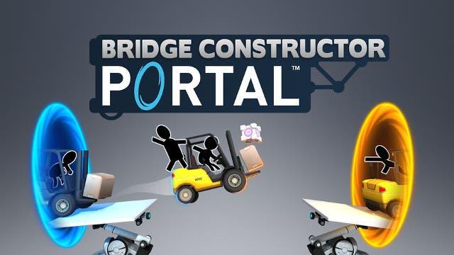 La icónica voz de GLaDOS volverá en Bridge Constructor Portal 1