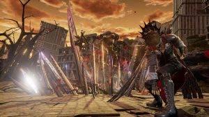 Bandai Namco desvela nuevos detalles e imágenes de Code Vein 9