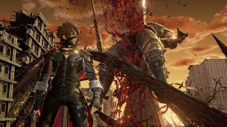 Bandai Namco desvela nuevos detalles e imágenes de Code Vein 1