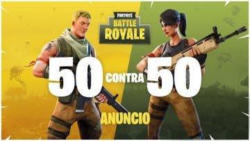 50 vs 50, ¿cómo es el nuevo modo gratuito de Fortnite? 21