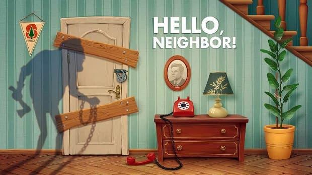 Hello Neighbor presenta su trailer final de lanzamiento 1