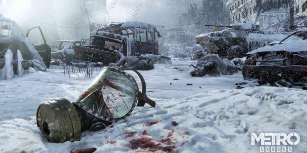 El sistema de moralidad de Metro Exodus influirá en el final del juego 1