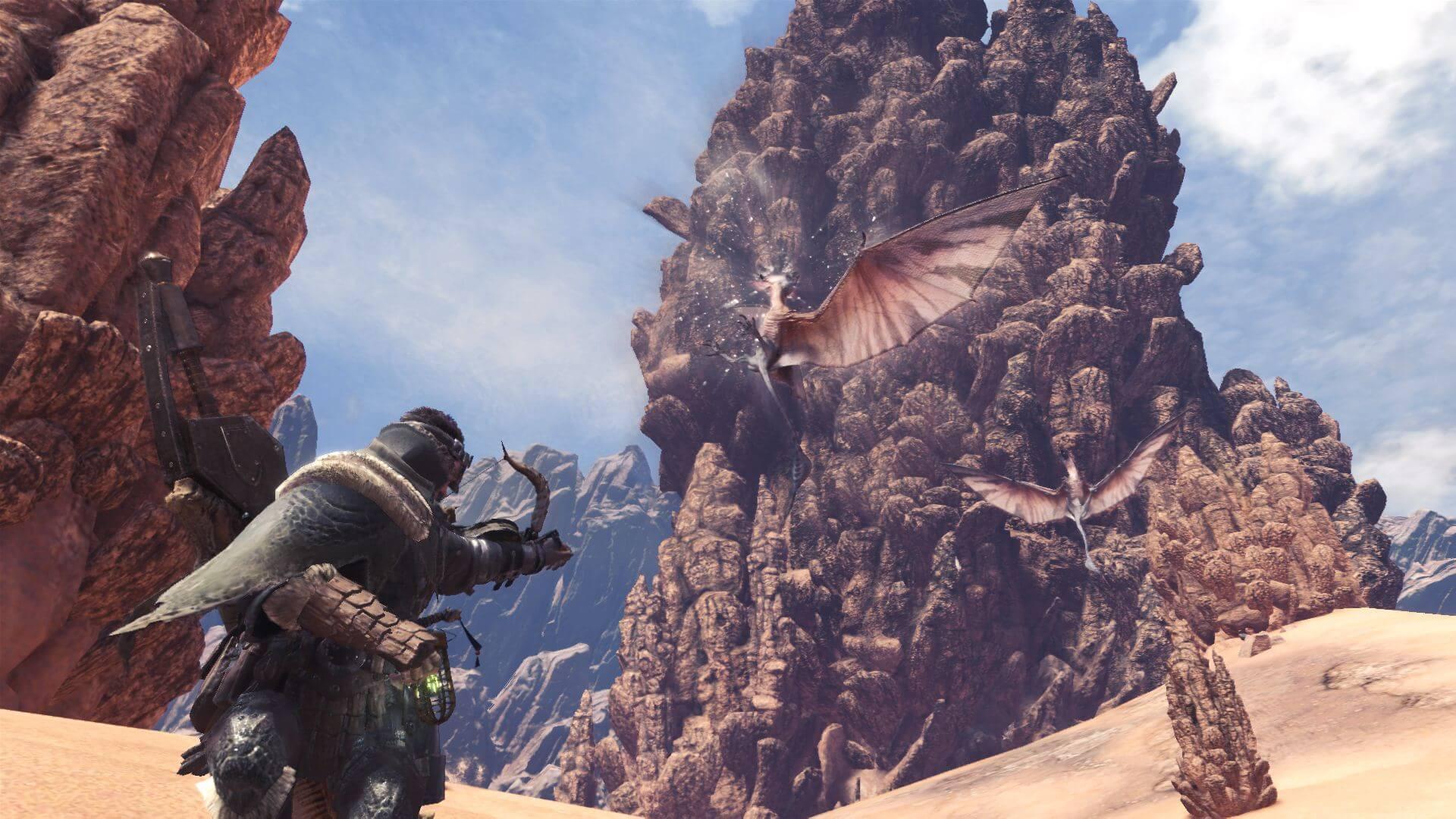 Impresiones de Monster Hunter World tras jugar su beta 1
