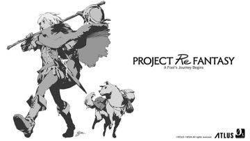 Atlus presenta el segundo trailer de Project Re Fantasy 17