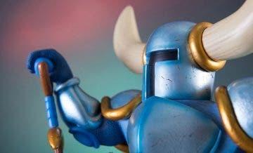 Petrificados os dejará esta figura de Shovel Knight sin casco 2