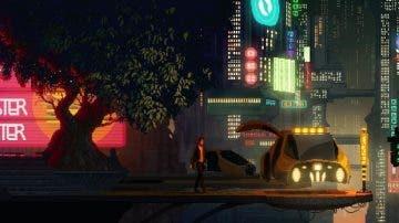 The Last Night nos traerá un post-cyberpunk jamás visto en los videojuegos 4