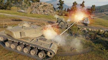 World of Tanks se renovará en 2018, motor gráfico incluido 7