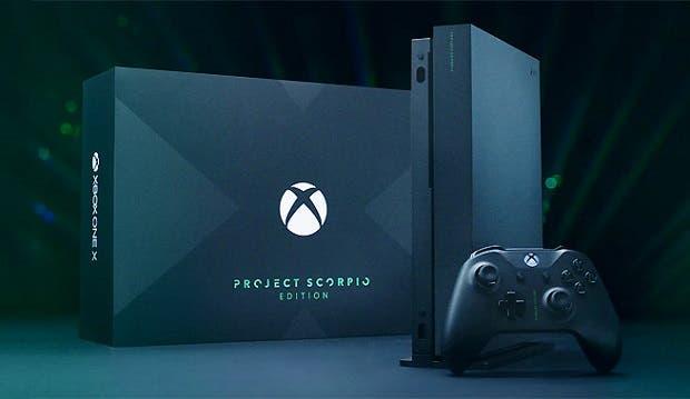Xbox One X Podria Superar A Ps4 Pro A Corto Plazo En 2018 Somosxbox