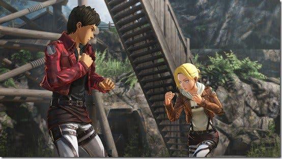 Attack on Titan 2 ofrecerá multijugador cooperativo para su campaña 2